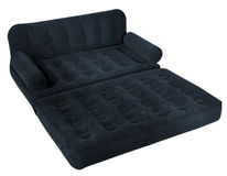 气垫沙发 免版税库存照片