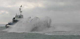 气垫船 库存照片