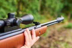 气枪 免版税图库摄影