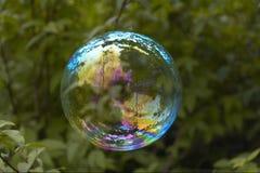 气泡 库存照片