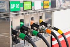 气泵喷管 免版税图库摄影