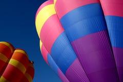 气球九 库存照片