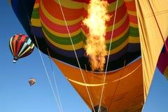 气球十 图库摄影