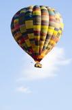 气球和云彩 库存图片