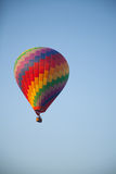 气球在Vang Vieng 免版税图库摄影