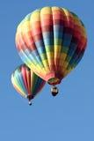 气球巨大种族里诺 免版税库存图片