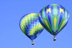 气球巨大种族里诺 库存图片