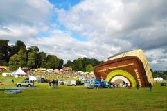 气球布里斯托尔节日国际 库存照片