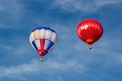 气球布里斯托尔节日国际 库存图片