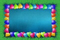 气球新年度 向量例证
