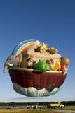 气球显示 库存图片