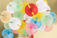 气球棍子 免版税库存照片