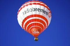 气球欧洲节日热tal tannheimer 图库摄影