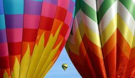 气球热三 库存图片