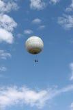 气球热乘驾 免版税图库摄影