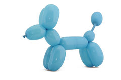 气球狗 免版税库存照片