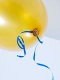 气球肚脐 免版税图库摄影