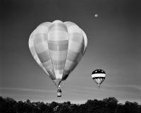 气球肯塔基离地升空路易斯维尔 免版税库存图片