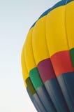 气球色的热彩虹 免版税库存图片