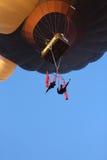 气球节日  免版税库存照片