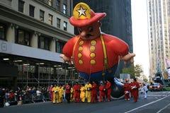 气球警察 免版税图库摄影