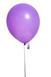 气球集会白色 免版税图库摄影