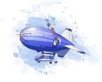 气球飞船 库存照片