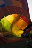 气球魔术  库存图片
