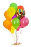 气球:束很快得到好的气球 图库摄影