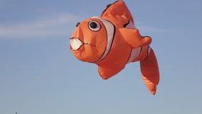 气球以鱼的形式 影视素材