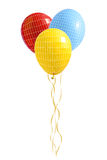 组气球 库存图片