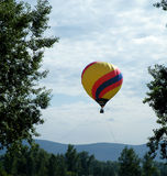 气球 Aeronautucs 免版税库存照片