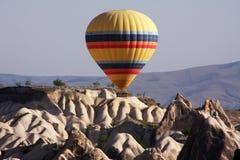 气球cappadocia 免版税库存照片