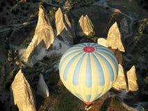气球cappadocia 免版税库存图片