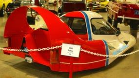 1985年氚核Areo汽车背面图  库存图片