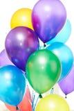 氦气气球 库存图片