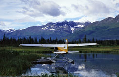 水上飞机 免版税库存图片