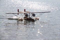 水上飞机 库存照片