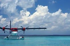 水上飞机 库存图片