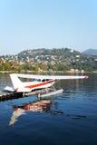水上飞机 图库摄影