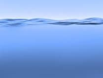 水下的背景