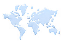 水世界 免版税图库摄影