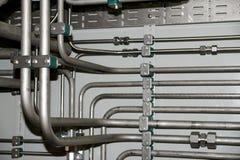 水力管道 免版税图库摄影