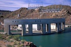 水坝 库存图片