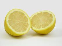 水多的柠檬 库存图片