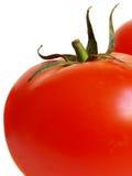 水多的蕃茄 库存图片