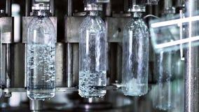 水工厂传动机 影视素材