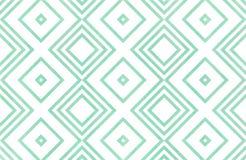 水彩几何样式 免版税库存照片