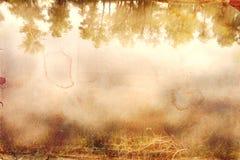 水彩画背景grunge 皇族释放例证