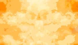 水彩盛肉盘作用背景 图库摄影